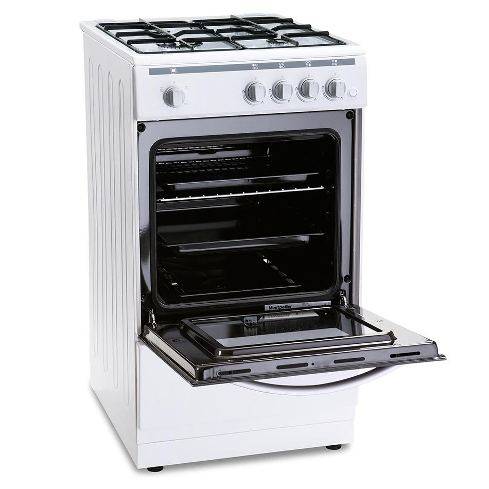 frade Montpellier MSG50W 50cm Single Cavity Gas Cooker