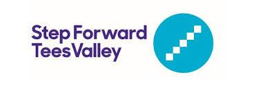 Step Forward Tees Valley Logo